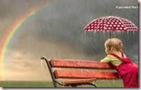 child bench umbrella