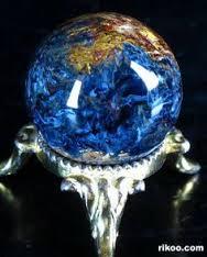 crystal blue gold