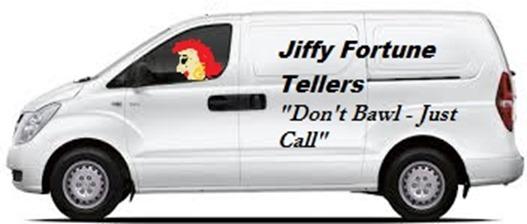 Fortune Teller Truck